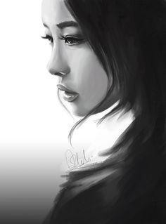 Photo Study, Shi Min on ArtStation at https://www.artstation.com/artwork/photo-study-1e73b430-fed7-4964-8459-d56c717d1d85