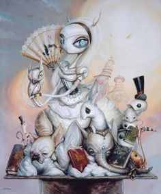 Surreal pop art by Greg Simkins (17)