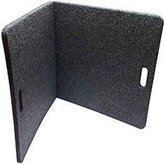 Amazon.com: Bedrug TW2X4MAT TrailerWare Charcoal Grey 2' x 4' Folding Track Mat: Automotive