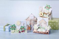 Papercraft Inspirations 153 gardening printables