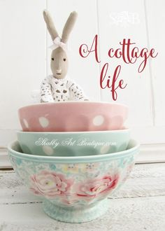 Shabby Art Boutique - A cottage life