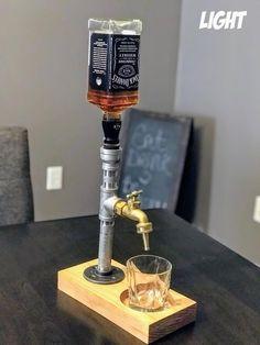 Wine Dispenser Without Removing Cork Whiskey Dispenser, Alcohol Dispenser, Beverage Dispenser, Stainless Steel Pipe, Liquor Drinks, Wine Refrigerator, Liqueur, Dark Stains, Bottle Crafts