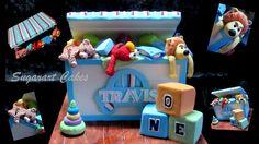 Toy box birthday