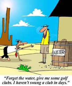703 Best Golf Humor Cartoons Images On Pinterest Golf Humor