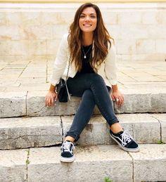 Skinny Jeans, Celebrities, Pants, Greeks, Fashion, Trouser Pants, Moda, Celebs, Fashion Styles