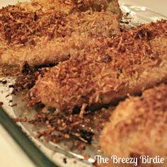 The Breezy Birdie: Baked Garlic Chicken