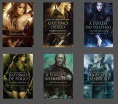 The Witcher: A Saga Do Bruxo Geralt De Rivia