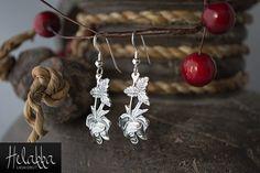 Lusikkakoru vanhoista hopealusikoista Lusikoille uusi elämä…