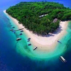 Gili Nanggu, Lombok.  © nuimgresik
