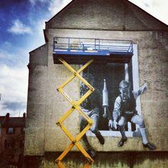 JR - Artist | Baden Baden, Allemagne - Frieder Burda Museum - De Mars à Juin 2014 | #unframedproject #BadenBaden