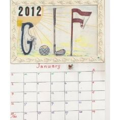 Calendar 2012 (Golf Series) (Kindle Edition)  http://ruskinmls.com/pinterestamz.php?p=B006WAFWPK  B006WAFWPK