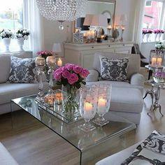 Romantic decorating
