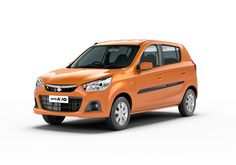 Maruti Alto K10 Front Angle Low Wide