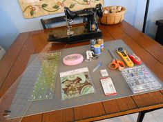 Pumpkin Patch Quilter: Learning to Quilt - Tools to Get Started