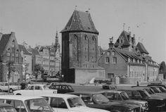 Baszta Narożna, Gdańsk - 1975 rok, stare zdjęcia