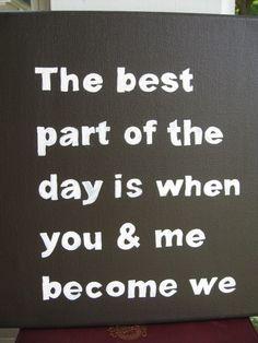 Algún día podré decir esto contigo a mi lado? :(