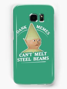 Dank Memes Can't Melt Steel Beams T-Shirt