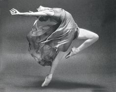 Max Waldman's 1976 photo of Natalia Makarova in Other Dances