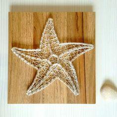 Estrela do mar #stringart #decoracao