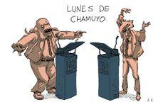 MundoDibujado: Mes Eleccionario / Electionary Month