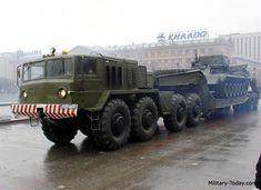 Heavy duty military transport.