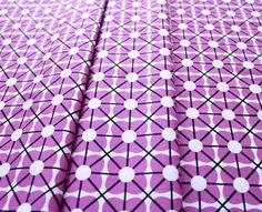 Art Gallery Fabrics Geometric Bliss Cuboid Orchid