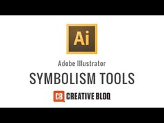 How to use the Symbolism tools in Adobe Illustrator Fresh from our YouTube channel's 2-Minute Tool School series, check out this simple Symbolism tool tutorial for Adobe Illustrator. http://youtu.be/MaFSPB8-hgk