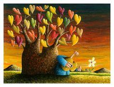 Love's Serenade - Artist Coplu