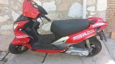 450,00€ · Scooter 50cc Mx Onda Sil 50 · Sil 50cc roja tiene 4 años vendo por cambio de cilindrada · Vehículos > Motos y minimotos > Motos > Motos MX Onda