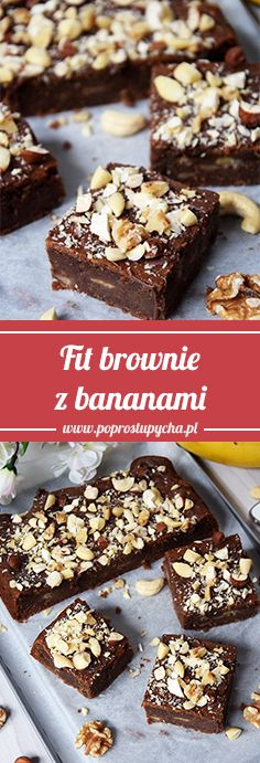 Diet Recipes, Cake Recipes, Snack Recipes, Healthy Recipes, Snacks, Chocolate Desserts, Food And Drink, Yummy Food, Sweets