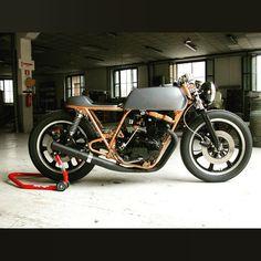 #irefulmotorcycles #xs500 #yamaha #caferacer #kickstarter #milano