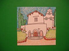 74fe44c48971 Let s Draw Mission San Juan Bautista!