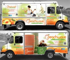 The Peachwave Truck