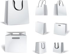 protects the contents and product from any type of harm. is employed to capture customer's thinking as they are shopping through a website. Bag Packaging, Retail Packaging, Packaging Design, Shopping Bag Design, Paper Shopping Bag, Shop Front Design, Box Design, Design Model, Paper Bag Design