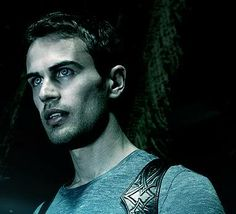 Theo James as David in Underworld: Awakening---- I am going to have to watch this movie. Soon.