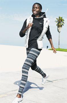 Page 92: Nike Vest, Hoodie & Leggings #Nordstrom #December #GiftsWithGusto