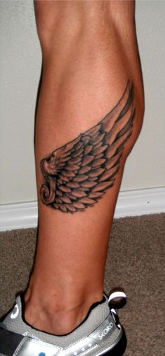 runners tattoos