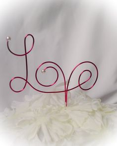 Hey, I found this really awesome Etsy listing at https://www.etsy.com/listing/198238535/wire-cake-topper-monogram-cake-topper