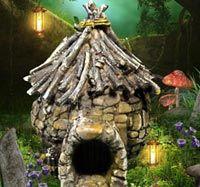 Mini Tiny Troll House