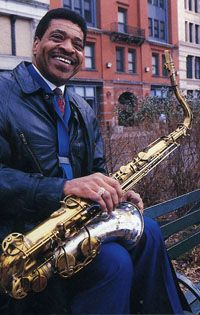 George Coleman 8/03/1935  Tenor and soprano saxophones  The above photograph is by Steve J. Sherman