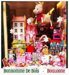 Bonhomme de Bois Boulogne