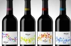 Wine label Sweet Seasonal