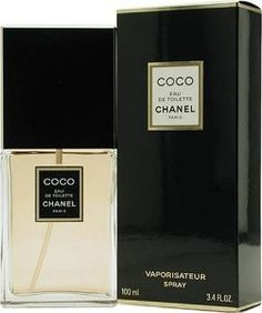 Coco Channel, Coco Channel Perfume---perfume tray