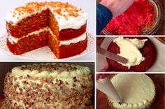 Comme aux US, cuisinez vous-même le fameux Carrot Cake