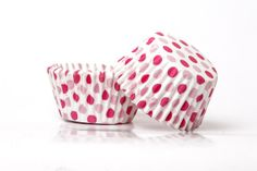 CUPCAKE baking cups 100 PCs/base design cupcake pink by buyititaly, €2.75