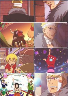 Laxus and Fairy Tail. THE FEELS! Who didn't cry at this scene?