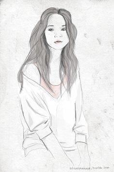 #silvanaaaaa #illustration #drawing