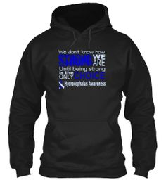 Stay Strong! Hydrocephalus Awareness