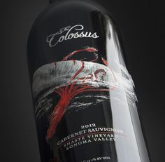 2012 Eight Arms Cellars The Colossus, Cabernet Sauvignon http://eightarmscellars.com/Colossus.html