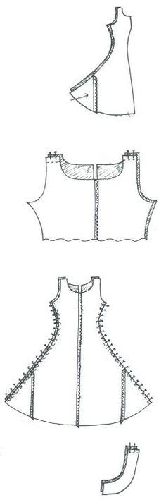 coathardie pattern draft